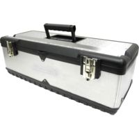 Homak 26in Stainless Steel Tool Chest w/ Tray