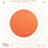 Hoppes 100Yd Small Bore Targets S14