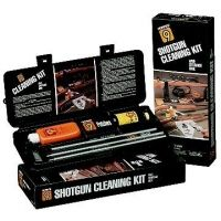 Hoppe's Rifle Cleaning Kit with Aluminum Cleaning Rods