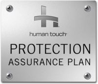 Human Touch 5-year Warranty for Perfect Chairs - Manual