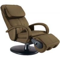 Human Touch Robotic Quad Roller Massage Chair - Cashew HT-125-100-004