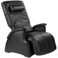 Human Touch Zero Gravity PC-085 Perfect Chair Recliner w/ Bonded Leather Upholstery