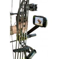 Hunt Rite Archers Media Grip - Phone/Camera Mount for Bows