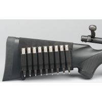 Hunter's Specialties Butt Stock Rifle Cartridge Holder 00687