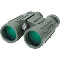 Konus Waterprof Binoculars, 10x42, Green Rubber