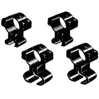 """Kwik-Site .22 3/8"""" Style Mount For Original Grooved Receiver KS221"""
