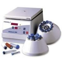 VWR Clinical 200 Large Capacity Centrifuge C0200AC Clinical 200 Centrifuges With Rotor And Adapters 120V, 60Hz