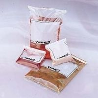 Labplas Sterile Sample Bags BPL-4590-VW1 Round Wire Bags, Plain