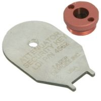 Laser Devices Laser Attenuator Assembly with Key for LAS/TAC, AR-2A, DBAL Classic, ITAL Classic & OTAL Classic