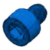 Laser Devices Safety Screw - Hexagon Head, Blue
