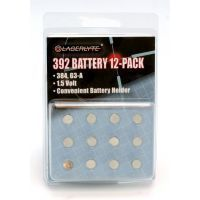 LaserLyte Battery 12-Pack - 392 Button Cell Batteries for NAA-1 BAT-392