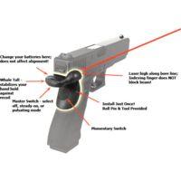 LaserMax Sabre Frame Mount Laser Sight for Glock