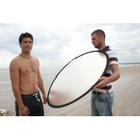 """Lastolite 30"""" Collapsible Reflector - Silver/gold LL LR3034"""