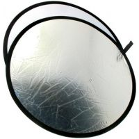 """Lastolite 38"""" Collapsible Reflector - Silver/white LL LR3831"""
