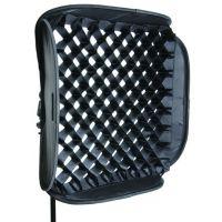 Lastolite 21in. Ezybox Softbox Light and Hotshoe Grid Lighting Filter