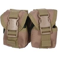 Leapers Grenade Pouch with UTG Patterned Quick Release Buckles