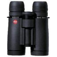 Leica 8-12x42 Duovid 8 Binoculars, Black 40400