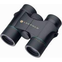 Leupold Green Ring Katmai 10x32mm Compact Binoculars - Black Finish 56430