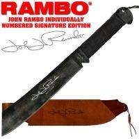 Master Cutlery Rambo 4 Signature Fixed Blade Knife