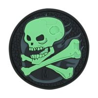 Maxpedition Skull Patch