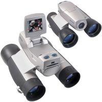Meade 8x42 CaptureView w/LCD Screen 3.0 MP & SD/MMC Slot Digital Binoculars, Case