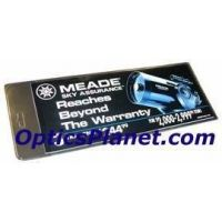 Meade Sky Assurance Advanced Three Way Shipping for 5 Years Warranty Program PAS501