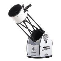 Meade 12in. LightBridge f/5 Truss Tube Dobsonian Telescope