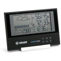 Meade SlimLine Personal Weather Station with Atomic Clock