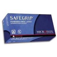 Microflex Safegrip Powder-Free Latex Gloves, Microflex SG-375-XL