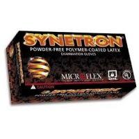 Microflex Synetron Polymer-Coated Latex Examination Gloves, Microflex SY-911-L