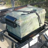 MTM ATV Sportsmen's Dry Box With Mounting Rack