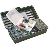 MTM Magnum Broadhead Tackle Box Wild Camo 11.7x5x4 Inches BH-20-09