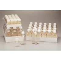 Nalge Nunc NALGENE Square Media Bottles, PETG, Sterile 342020-0060 Bottles With Screw Caps