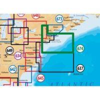 Navionics Platinum Plus Boston and New York Marine Digital Map