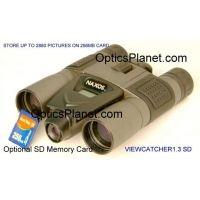 Naxos 8x30 Binoculars with SD-slot / 1.3 Mega Pixel ViewCatcher Digital Camera