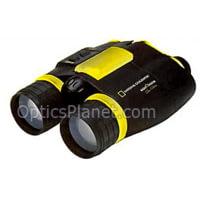 Night Owl Optics National Geographic Elite Edition 3x 50mm Night Vision Binoculars 1st Gen w / Dry Pelican Case