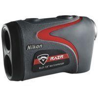 Nikon Callaway RAZR Laser Golf Range Finder - 6x