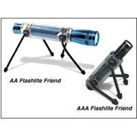 Nite Ize Flashlight Friend Flash Light Holder w/ Clear Body