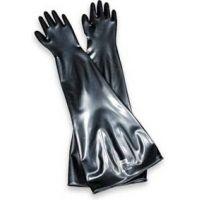 North Safety Products/Haus Glove 30MIL Butl 9.75 Amb PR1 5B3032A/9Q