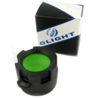 Olight Beam Diffuser for T-Series (T10 T15 T20 T25) and Infinitum LED Flashlights, White