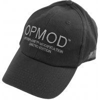 OPMOD LBC Limited Edition Logo Ball Cap - Black Baseball Hat