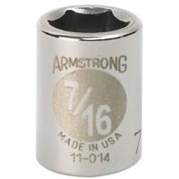 Armstrong Tools 3/8in Dr Socket 16mm Opg6-pt 069-38-016