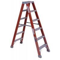 Louisville Ladder 10ft Fiberglass Twin Stepladde 443-FM1510