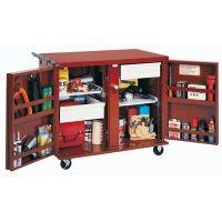 Jobox 49in 6 Drawer Rolling Work Ben 217-678990