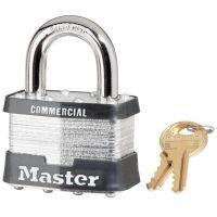 Master Lock 4 Pin Tumbler Safety Padlock K 470-5DCOM