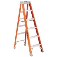 Louisville Ladder 6ft Fibrglass Advnt Stepladder 443-FS1506