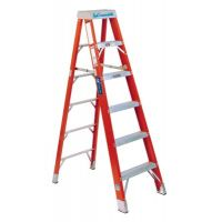 Louisville Ladder Brute 375 Fiberglassstep 10ft 443-FS1410HD