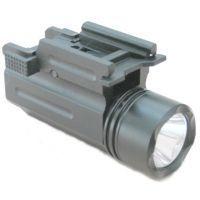 Osprey Tactical Flashlight w/ Quick Release Rail Mount 120 Lumens