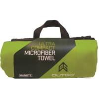Outgo Microfiber Towel, 20 in x 40 in