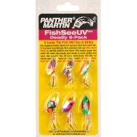 Panther Martin Ultra Violet 6 Pack